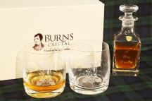 Royal Logistic Corps - Whisky Glass Set